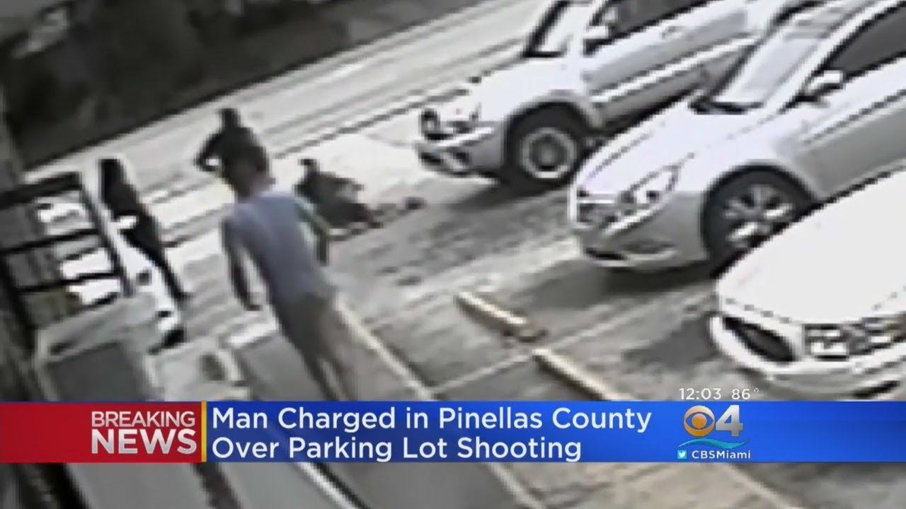 Man Devil Charged In Parking Lot Shooting