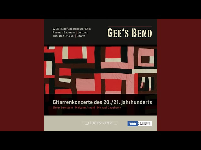 Gee´s Bend for Electric Guitar and Orchestra: Washboard