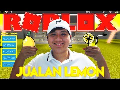 RAHASIA JUAL LEMON JADI KAYA?! - Roblox Indonesia