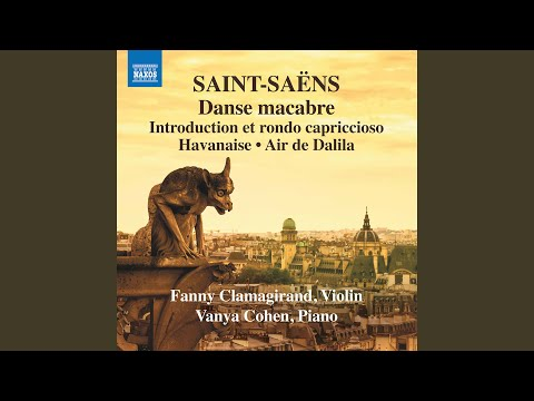 Caprice andalous, Op. 122, R. 207 (Version for Violin & Piano)