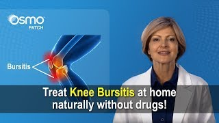 Knee Bursitis Treatment (Drug Free & Non-Invasive)