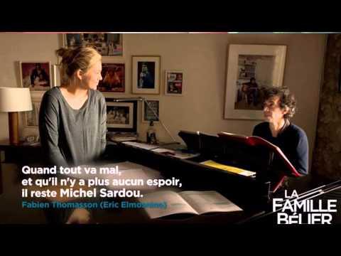 Je vole, Louane ~ Musique du film