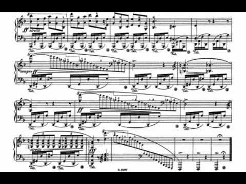 F. Chopin : Prelude op. 28 n°24 in D minor
