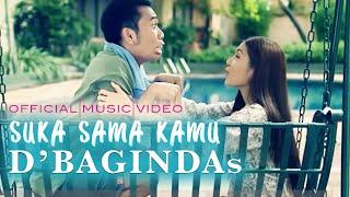 Download D'Bagindas - Suka Sama Kamu ( Official Video - HD )