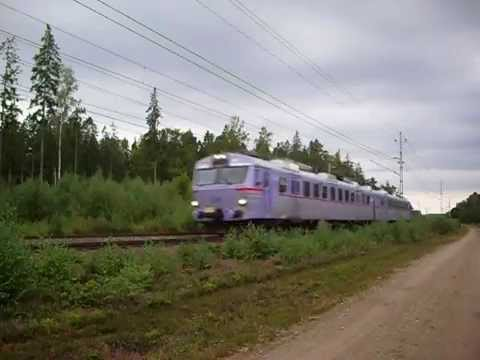 Krösatågen X11 3108 (Magnus Stenbock) till Alvesta.