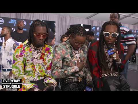 Was Takeoff left off Bad and Boujee?