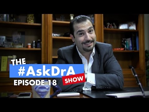 The #AskDrA Show |  Episode 18 |  Gas, Elevated Liver Enzymes & Converting A Gastric Bypass