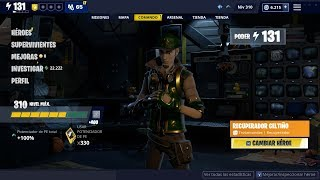 Daily Direct SAVE THE World Fortnite Sunday Subscribers we go for Defender and Survivor