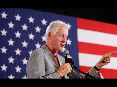 Bill Clinton Attacks Obamacare
