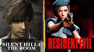 Silent Hill 4 + Resident Evil (1996)- speedrun any%  Jill - En Español
