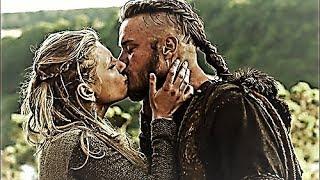 Ragnar & Lagertha HD - Vikings  - Rag'n'Bone Man - Skin  (Sub.Español)