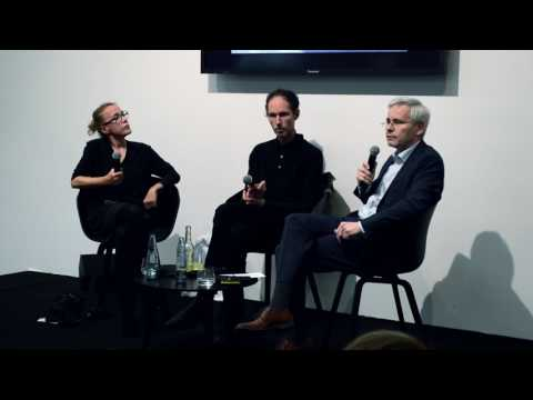 Art Cologne 2017 beauftragt Michael Riedel für großflächige Installation
