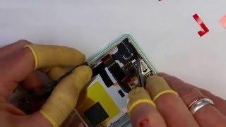 GOREPAIR.DE Sony Xperia Z5 Compact (E5823) Display Austausch Glas Tausch Reparatur assembly