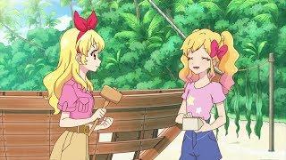 アイカツ!シリーズ5周年を記念してコラボアニメが放送決定! 8月17日、...