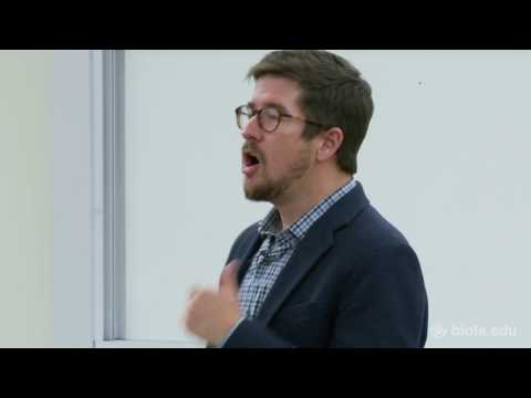 Matt Jenson – Augustine on Love's Order [Torrey Honors Lecture Series]