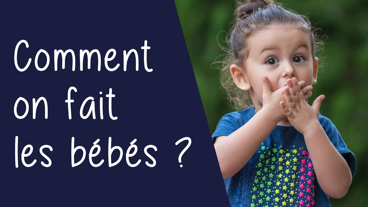 Comment on fait les b b s question d 39 enfant youtube - Comment faire fuir les mouches ...