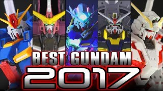 vuclip BEST GUNDAM KITS OF 2017 - Mecha Gaikotsu