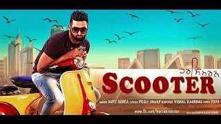 Scooter - Official Video | Harsimran | Latest Punjabi Song 2014 | Panj-aab Records