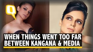 Kangana Vs Media: Legal Notice Sent to PCI & Entertainment Journalist Guild Over Boycott | The Quint