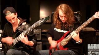 Chorder - Dogfight (Official Guitar/Bass Playthrough)