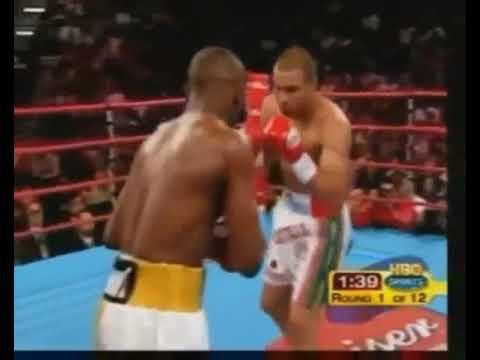 Floyd Mayweather jr vs Jose Luis Castillo Film Study
