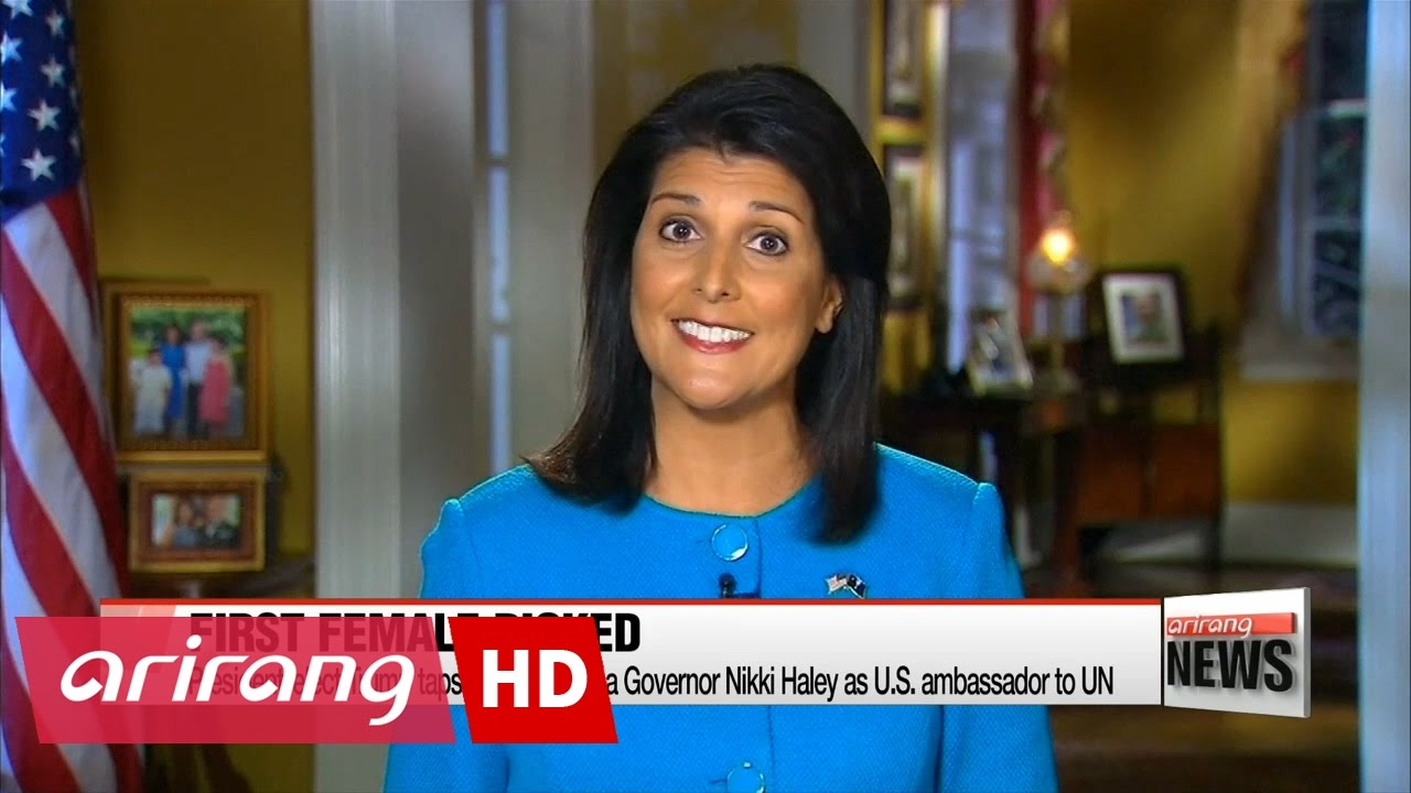 Trump picks Nikki Haley as UN ambassador, Betsy DeVos as education ...
