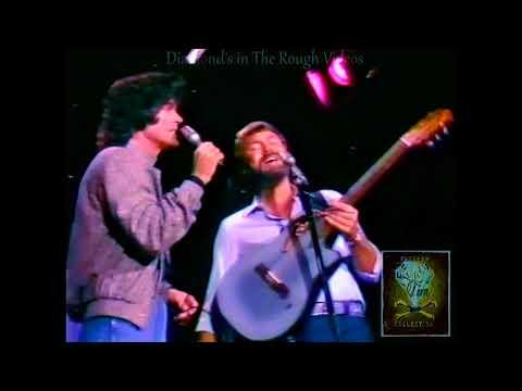 "Glen Campbell & B.J. Thomas ~ ""Raindrops Keep Fallin' On My Head"" 1982 LIVE!"