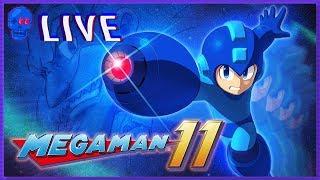 Mega Man 11 (PS4) First Look   SSFF Live
