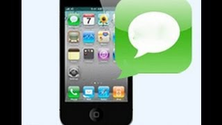 How Retrieve Deleted Text Messages Iphone 5s 5c 4s 3gs