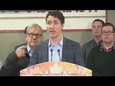 Trudeau Gets Hit With Carbon Tax In Saskatchewan