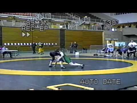 2004 Canada West Championships: 65 kg Meghan Hobman (SASK) vs. Maren Marks (MAN)