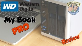 Western Digital WD My Book Pro - RAID enabled Dual Drive : REVIEW