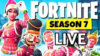 🔴NUSSKNACKER SKIN back🔥Fortnite Live Evening Stream🔥Fortnite Live Stream
