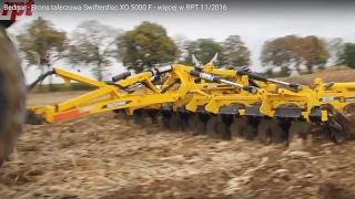 Bednar - Brona talerzowa Swifterdisc XO 5000 F - więcej w miesięczniku RPT 11/2016