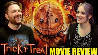 Trick 'r Treat - Movie Review