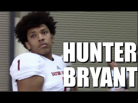 TE : Hunter Bryant