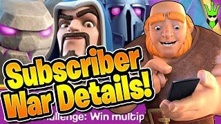 LEVEL 39 QUEEN + SUBSCRIBER WAR DETAILS! - Let's Play TH10 - Clash of Clans - Triple Threat Event