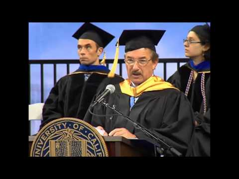 UCLA Economics Commencement 2013
