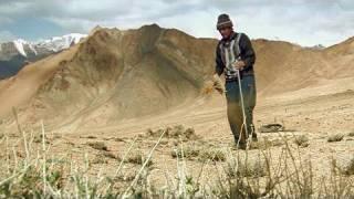 パミール高原のエネルギー危機