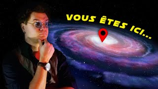 Et Si on Était au Centre de la Galaxie ? (en 360s)