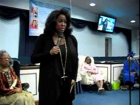 Janet Floyd - 2013 Women's Conference @ New Bethel COGIC