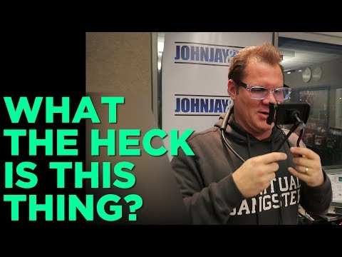 In-Studio Videos - What The Heck Did Johnjay Buy?!?