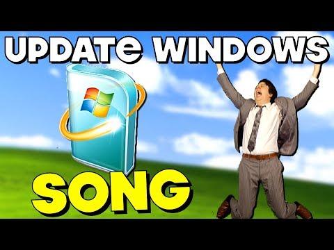 """Update Windows"" - DESPACITO 2 PARODY SONG"