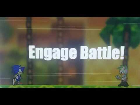 Final Fantasy Sonic X: Engage Battle!  Sonic VS Aeon Music Extended