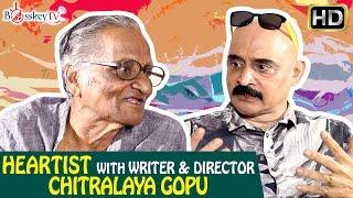 Tamil Cinema writer, director Chitralaya Gopu on Dir Sridhar, Sivaji Ganesan, Nagesh   Bosskey TV