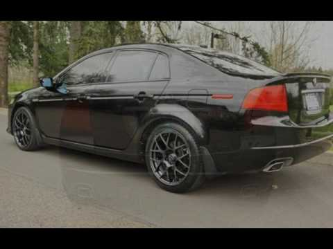 Acura TL WNavi Leather MSR Wheels For Sale In Milwaukie - 2006 acura tl wheels