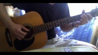 Сектор Газа-Лирика(фингерстайл кавер на гитаре)