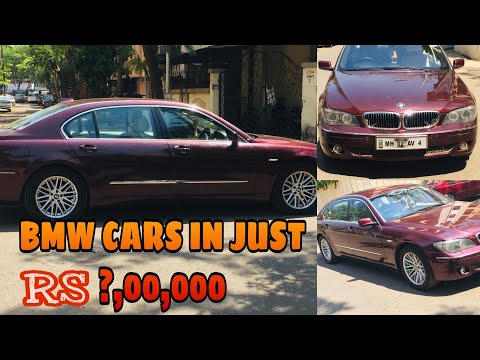bmw Cars, used cars, bmw cars, bmw Cars price, bmw car in india, luxury Cars, Fahad Munshi - 동영상