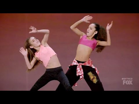 SYTYCD Next Generation Promo - Headed To The Academy
