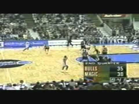 7a9b7fb42e0 Michael Jordan 23 points vs Orlando Magic and Penny Hardaway 36 points (  1995 - 1996 )